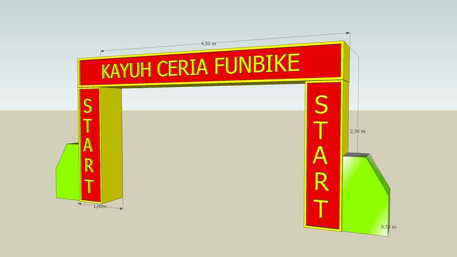 Gate for FunBike