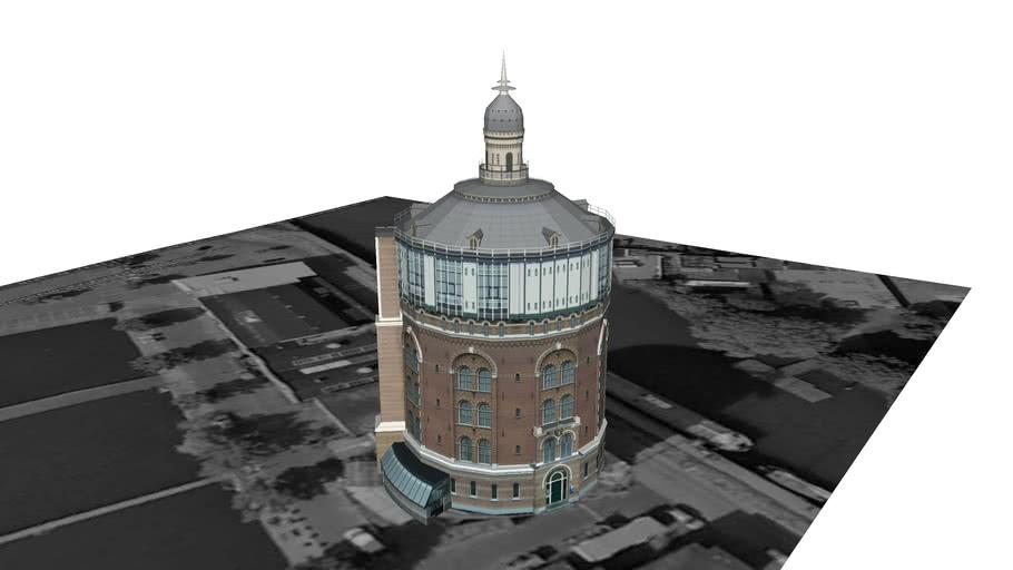 Watertoren De Esch - Rotterdam