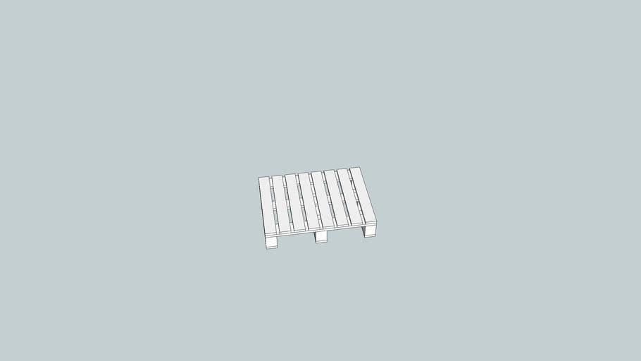 Simple Dusseldorfer Pallet 800x600x160