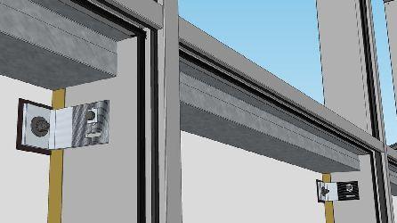 curtain wall screws