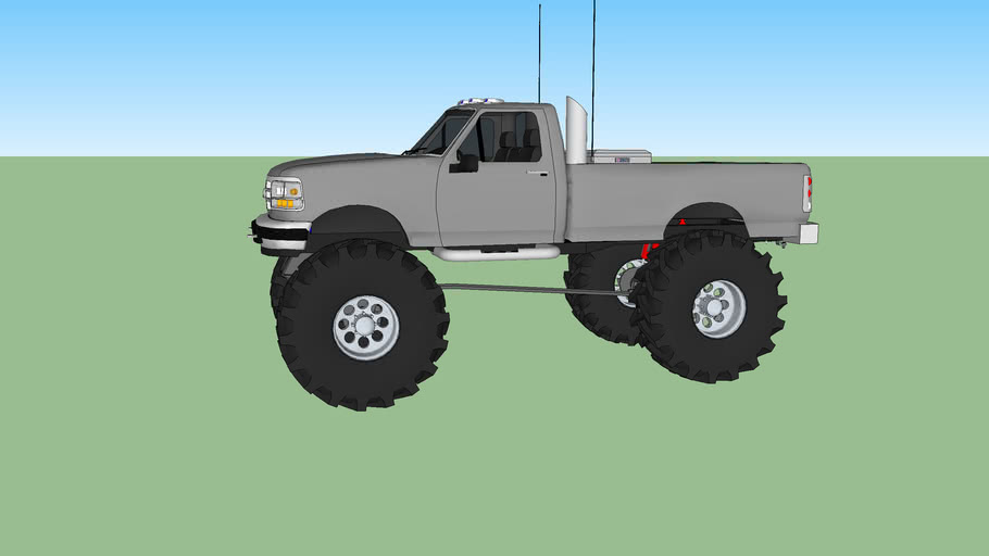 95 Ford F-250