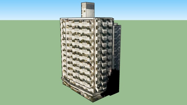 Building in 〒141-8510