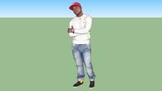 Casual Young Man_3D_JBG
