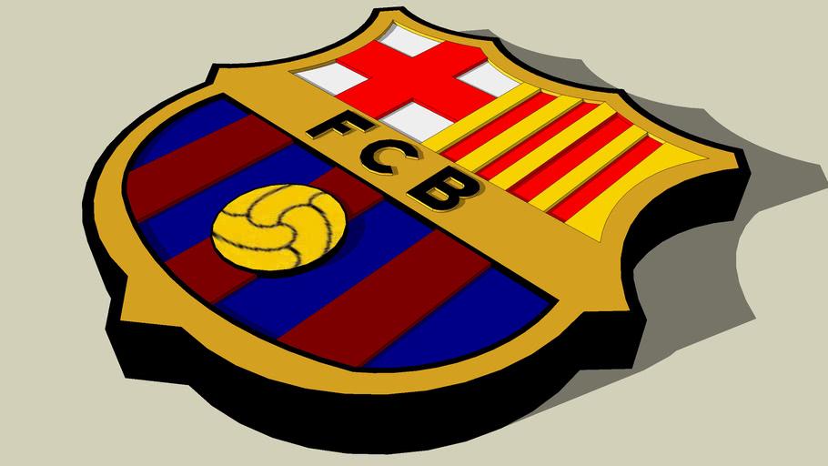 barcelona futbol club logo