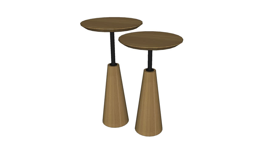 SK - VOLARE SIDE TABLE