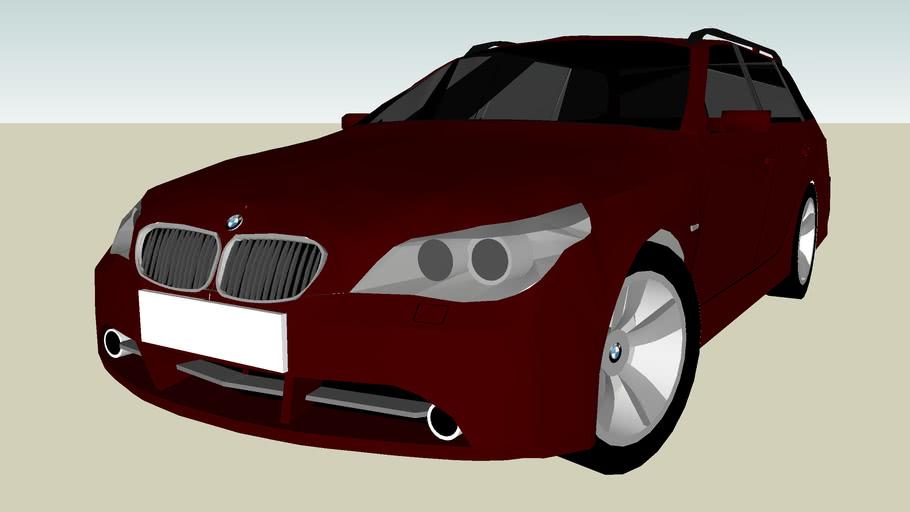 BMW 5 series e61 wagon