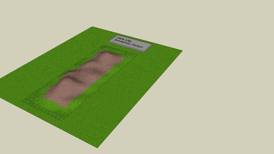 Freshly Digged Grave