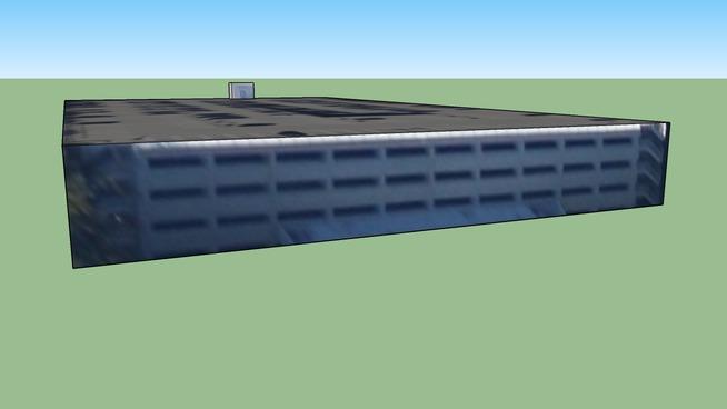 Airport Parking Garage in Greer, SC 29651, USA