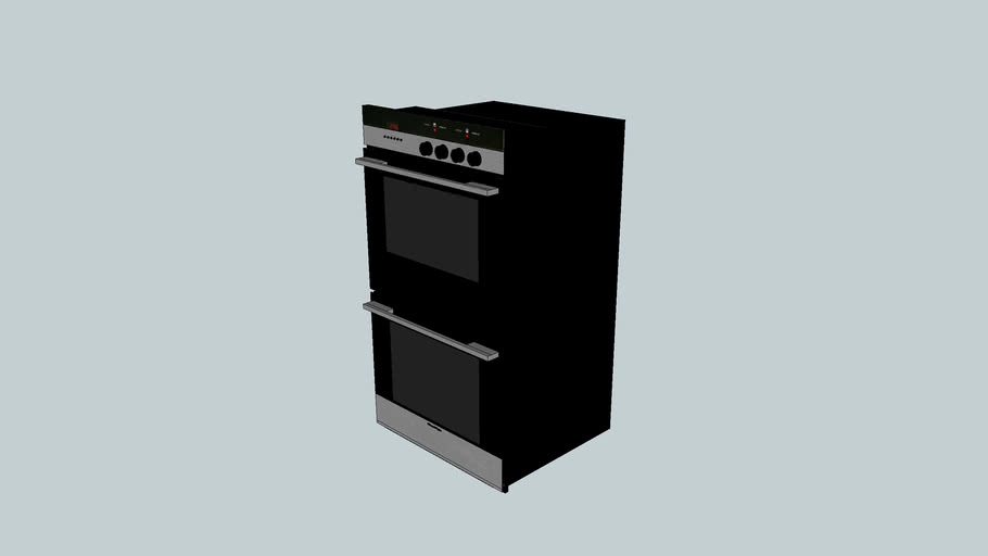 60cm Multiple Function Double Oven - OB60DDEX3 - Fisher & Paykel