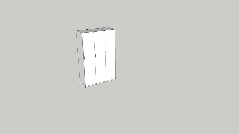 IKEA PAX cabinet