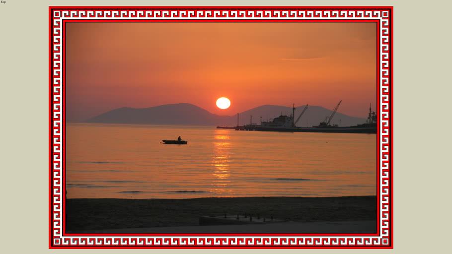 Island Sazani Albania/Vlore