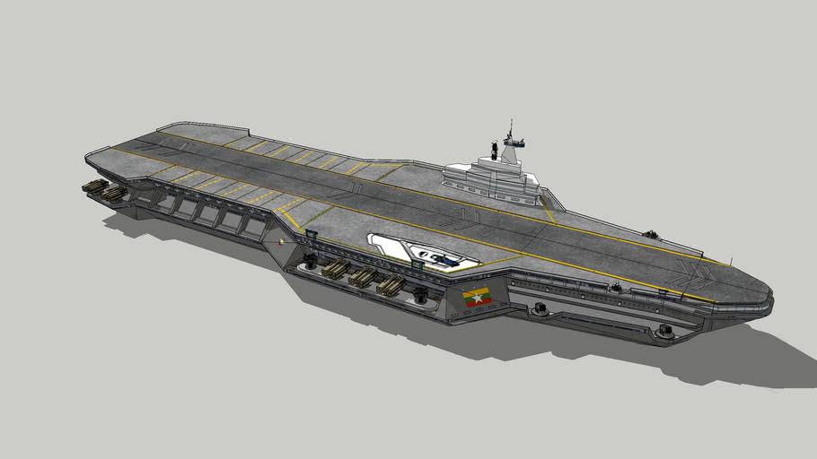 Aircraft Carrier ( Myanmar)