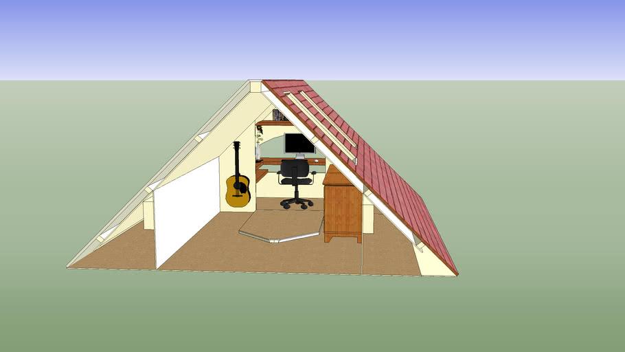 Model of my office