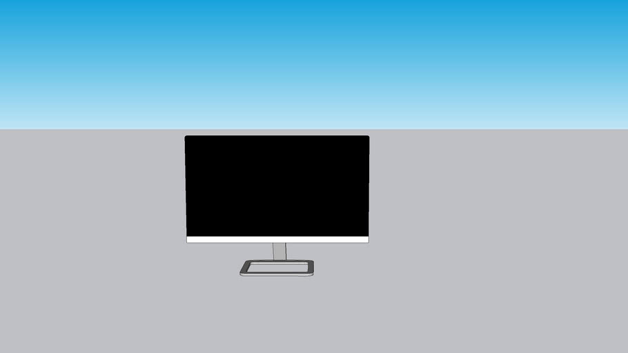 Computer Monitor HP 25er