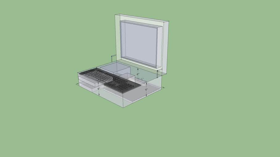 Briefcase Computer