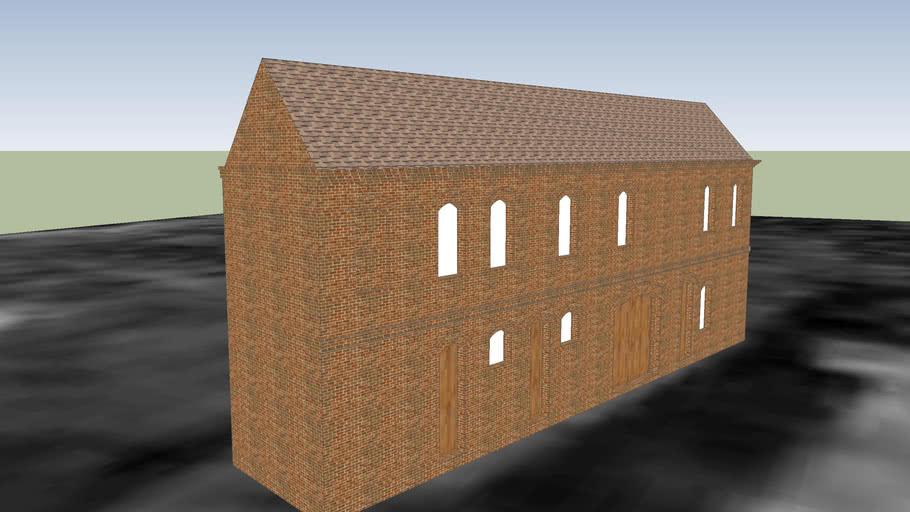 BUILDING ON 12 NOWY RYNEK IN BYDGOSZCZ