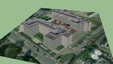 Modèles 3D de Vélizy-Villacoublay