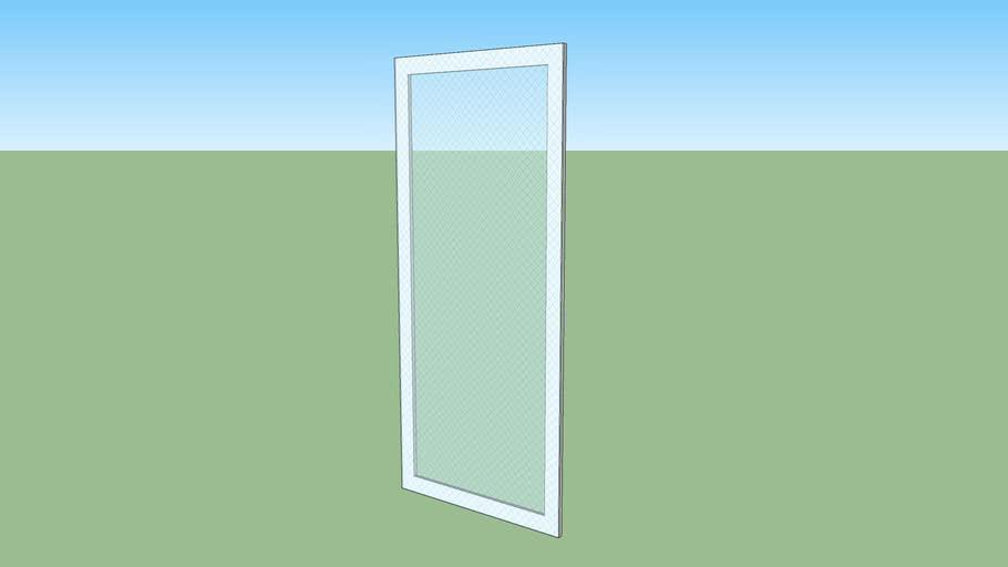 Glass Door Aluminum Frame