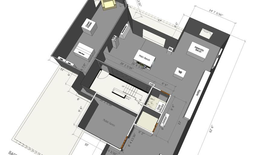 20170523 New Shop Floor Plan