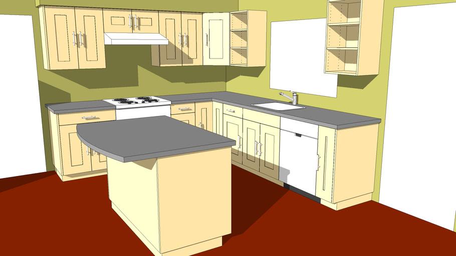 Kitchen Proposal