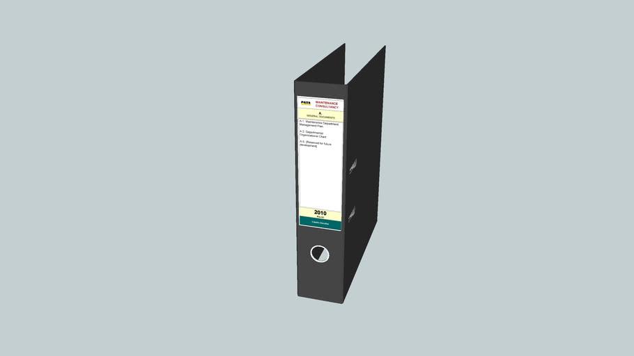 "Box File 75mm (3"")"