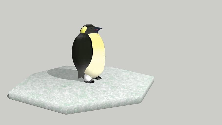Emperor penguin 🐧
