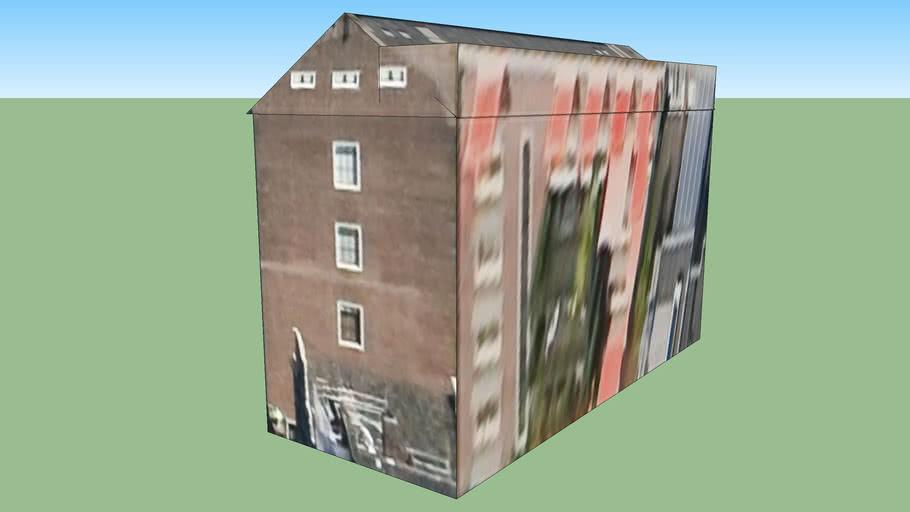 Edificio in 1017 NA Amsterdam, Paesi Bassi