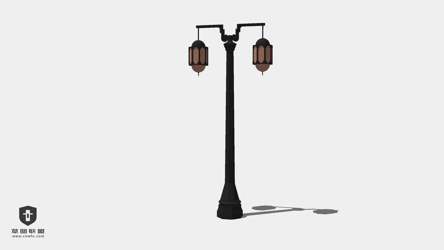 新中式灯具4