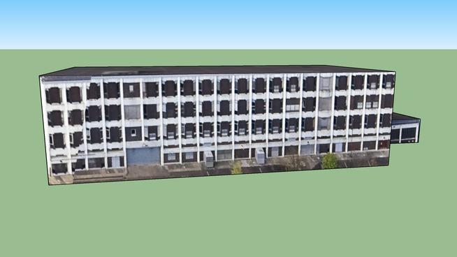 Construção em Edinburgh EH14 5WE, UK