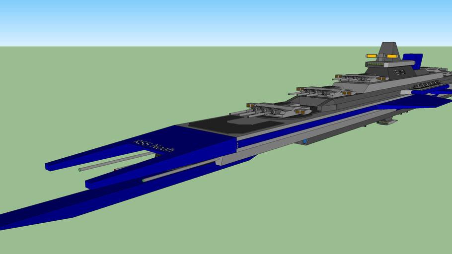 BS-101 Noah Class Battleship