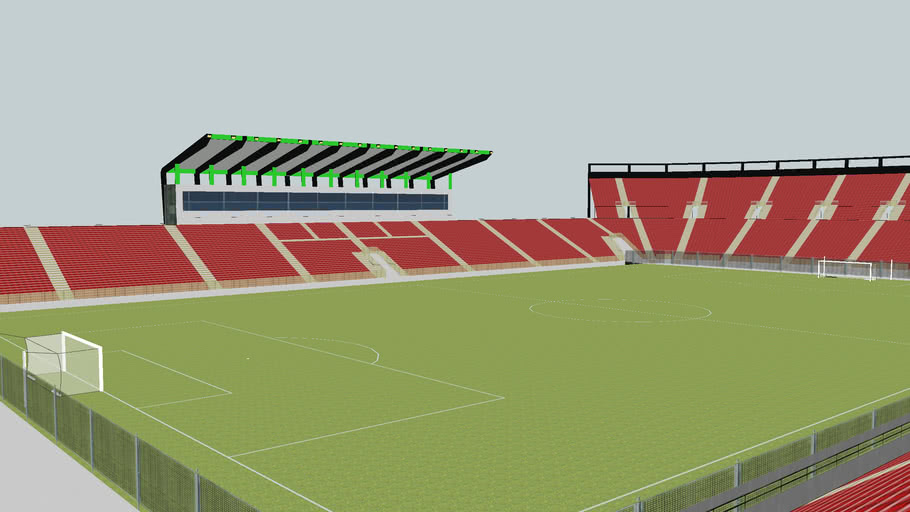 Greek Style Stadium