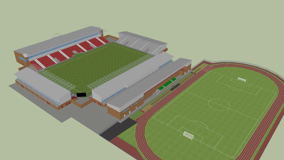 Leigh Sports Village