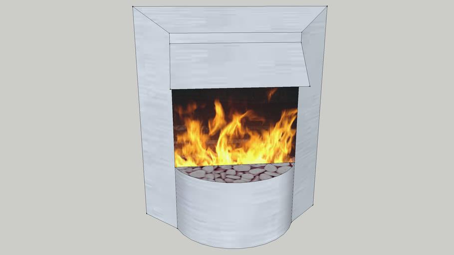 Fireplace Dimpex Aspen