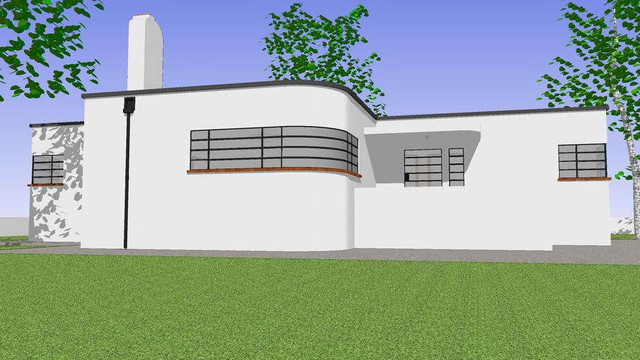 Streamline Moderne Cottage (2)