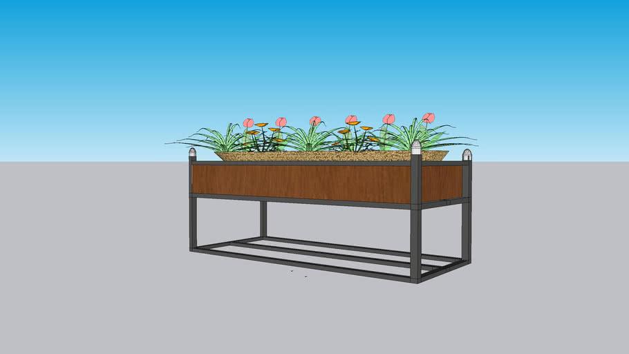 planter 18x36