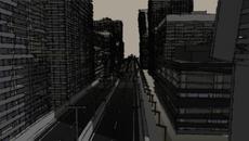 建物、街の建造物