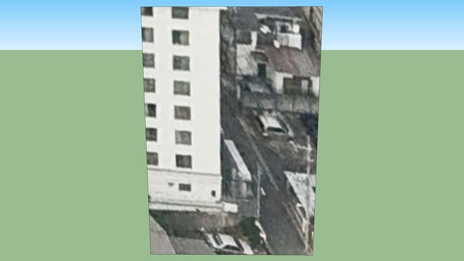 Budova na adrese Saitama, Prefektura Saitama, Japonsko