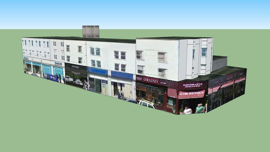 Church Road + George St Shops