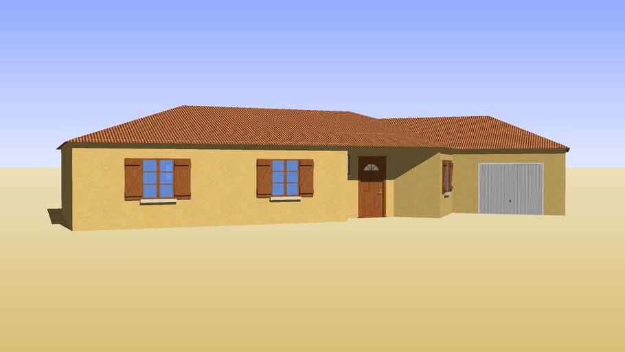 maison type acacia