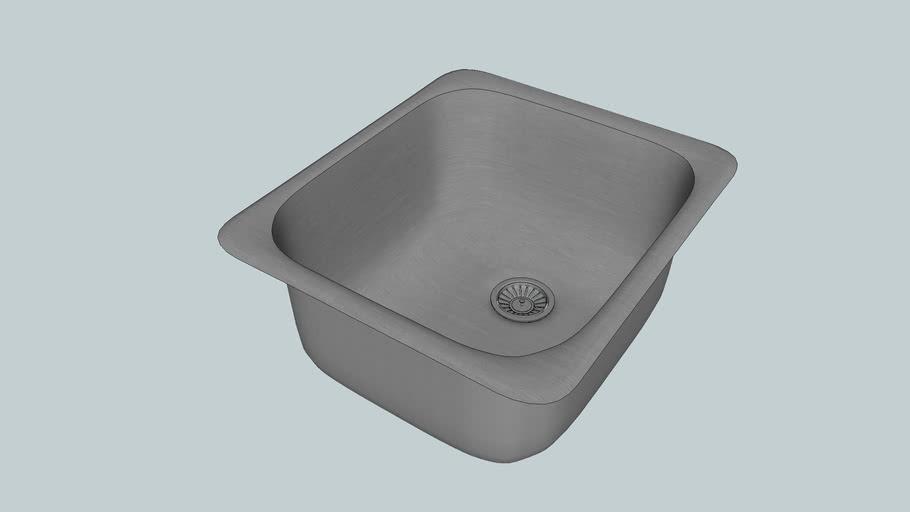 LTS45 - Leichardt - Skinny - Laundry Sink - Abey