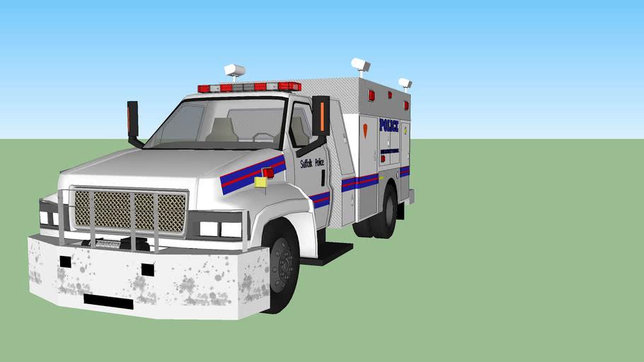 Suffolk County Police ESU