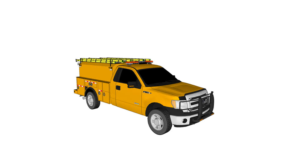 Ford f 150 road service 2