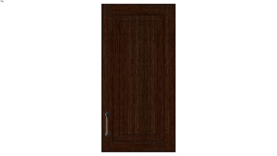 Wall Single Door 30H