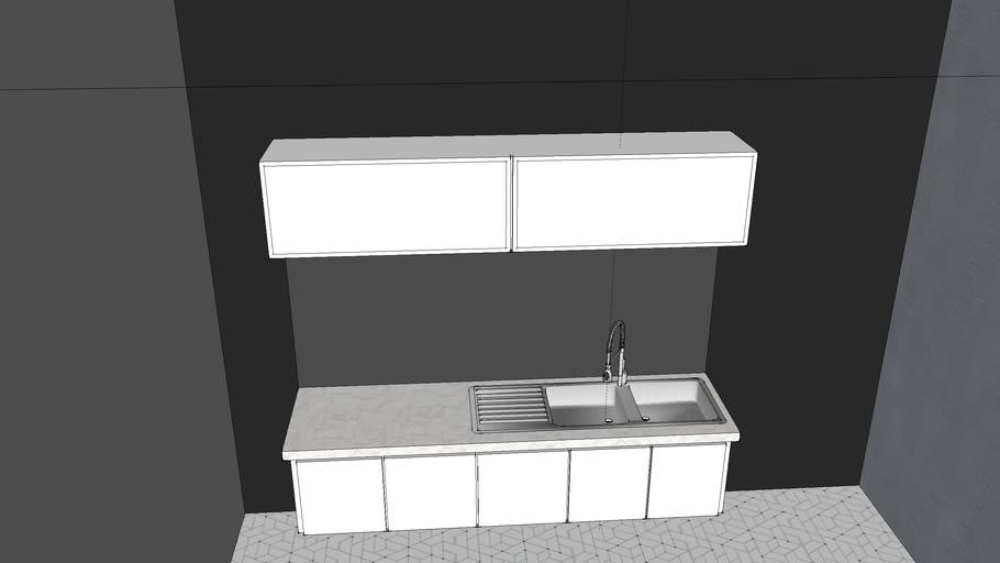 kitchen cabinet simple