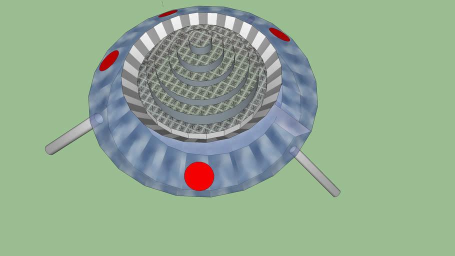 Ufo of kenan