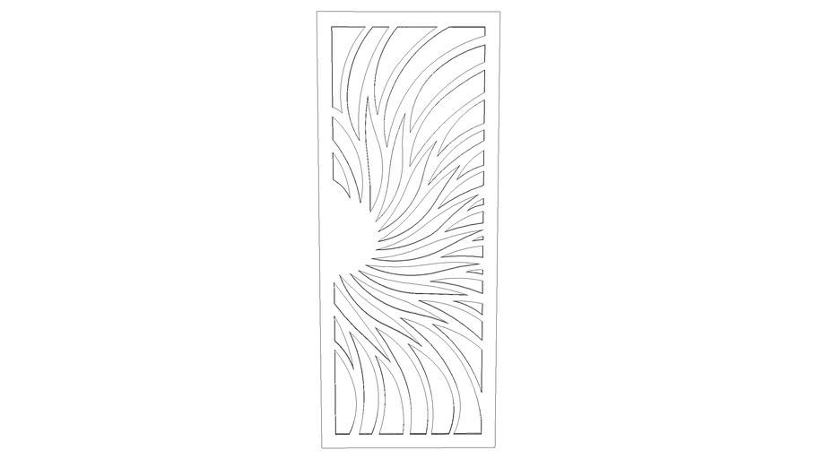 Panel - Separator - CNC