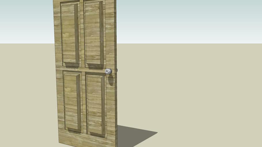 Puerta tablero 01