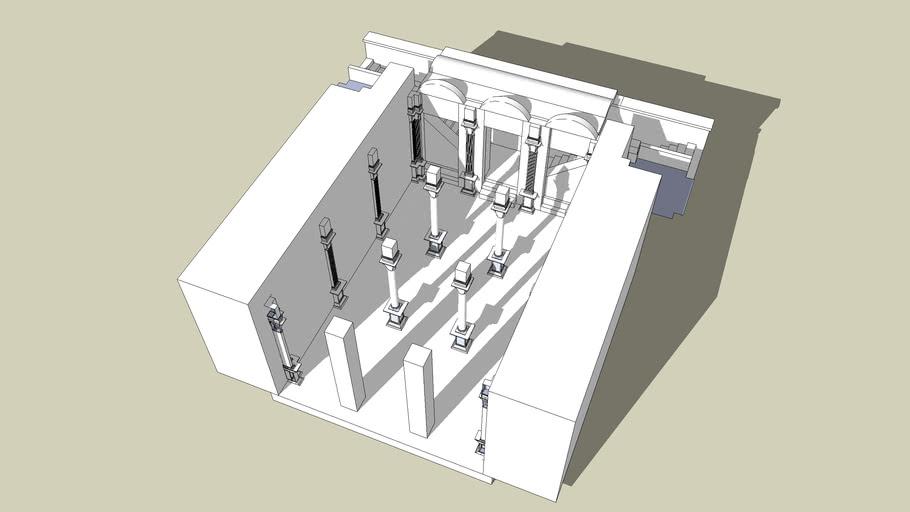 Cattedrale di Acerenza: Cripta - Vista dall'alto