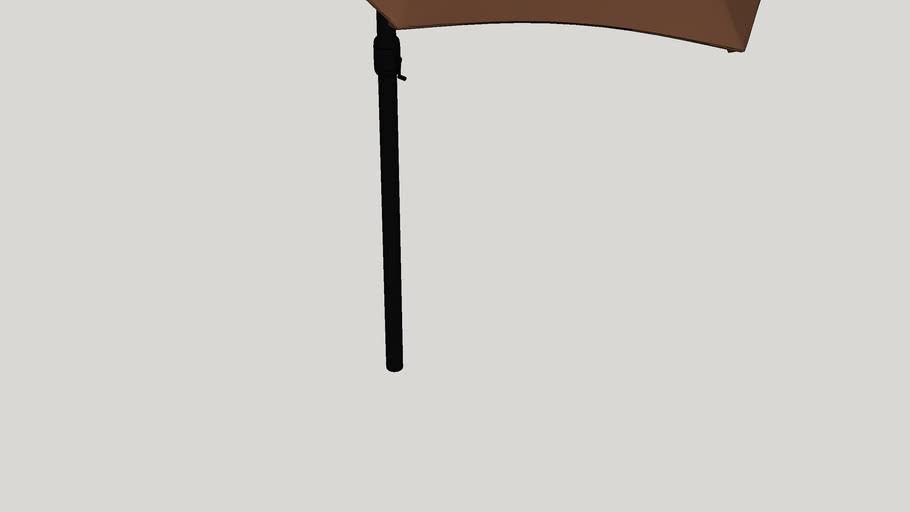 9' Deluxe Illuminated Umbrella