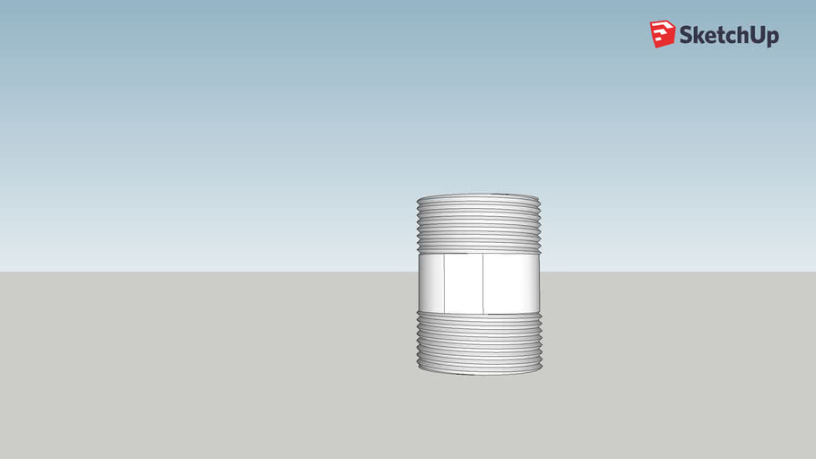 "1/2"" threaded barrel"